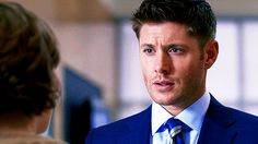 "Pin for Later: 36 Epic Faces From Jensen Ackles The ""Oh, So That's How It Is"""