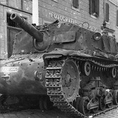 Italian Sturmgeschütz Semovente ( self propelled gun).bmp