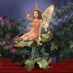 Enchanted Whisper Fairy Figurine