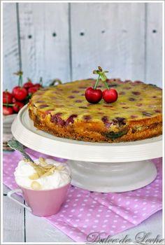 Dulce de Leche: Čerešňovo marcipánový koláč s Amaretto šľahačkou