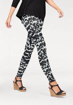 Boysen's Leggings, mit trendigem Ethno-Druck für 29,99€. Leggings mit tollem Alloverdruck im Ethno-Design bei OTTO
