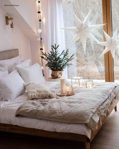 Christmas fairy lights Get Cozy - Everything for a cozy home . - christmas fairy lights Get Cozy – Everything for a cozy home! Our secret recipe for 10 - Scandinavian Decor, Room Decor, Decor, Bedroom Decor, Home, Christmas Fairy Lights, Cozy House, Home Decor, Room