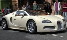 How long does it take to park a Bugatti Veyron? Click to watch the video! #FAIL #spon