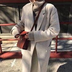 Korean Fashion Trends, Korea Fashion, Modest Fashion, Fashion Outfits, Womens Fashion, Fashion Ideas, Estilo Dark, Look Fashion, Fashion Design