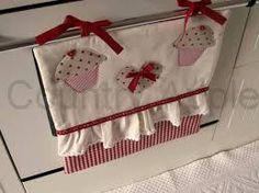 Resultado de imagen para toallas para cocina en manualidades