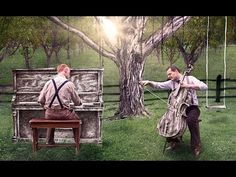 Story of My Life (One Direction -- Piano/Cello Cover) - ThePianoGuys.  All of y'all need to watch this. It's so good and made me cry.