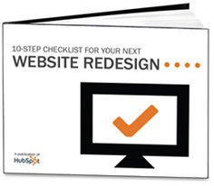 10-steps to a killer website redesign (it's a free download with NO FORM! Woo hoo!)