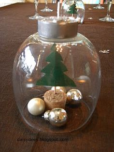 Holiday Centrepiece - Arts & Crafts Activity