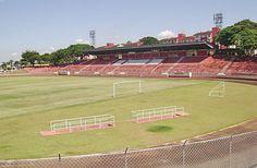 Estádio do ABC - Foz do Iguaçu (PR) - Capacidade: 12,6 mil - Clube: Foz do Iguaçu