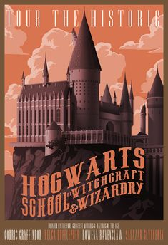 Tour Hogwarts Castle by  Christopher Ables
