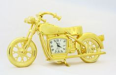 Motorcycle Timepiece