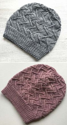 Irma Hat – Free Knitting Pattern – Knitting For Beginners Beanie Knitting Patterns Free, Baby Cardigan Knitting Pattern, Free Knitting, Baby Knitting, Easy Knit Blanket, Knitted Blankets, Knitted Hats, Seed Stitch, Knitting For Beginners
