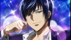 Ogami Rei from Code:Breaker OVA. OMG so hot pls TwT