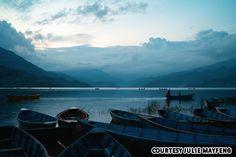 Nepal, Pokhara - Lake Phewa