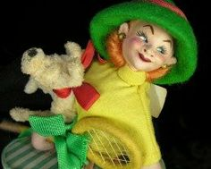 vintage klumpe doll | Wordless Wednesday on About