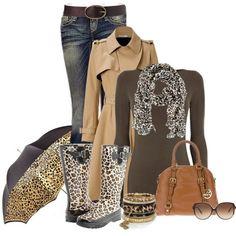 combinaciones-de-ropa-casual-estilo-moda-polyvore-26 | Modas & Estilos