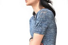 5 Gorgeous Tops to Knit this Summer