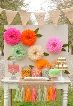 Floral Fox Spring Party Invitations | Tiny Prints Blog