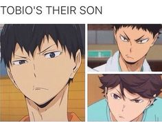 Is that so Tobio-Chan?