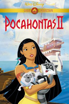 Pocahontas 2 - Die Reise in eine neue Welt / Pocahontas II: Journey to a New World Walt Disney Movies, Film Disney, Walt Disney Pictures, Disney Cartoons, Pocahontas 2, John Smith, World Movies, Kid Movies, Free Cartoon Movies