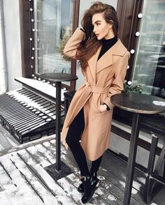 cool Стильные пальто женские демисезонные (50 фото) — Модные образы 2017 Читай больше http://avrorra.com/palto-zhenskie-demisezonnye-foto/