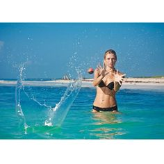 Waboba Surf Hopper® Ball Pro Extreme Bounce On Water Outdoor Beach Pool Sport Game (1): Amazon.co.uk: Kitchen & Home