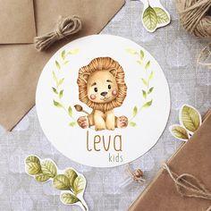Logo Lion, Decorative Plates, Photo And Video, Drawings, Kids, Instagram, Illustration, Photos, Lion Cub