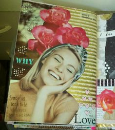 Kelly Kilmer Artist and Instructor: 2 May 2014 Journal Page