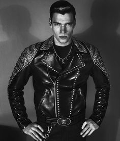 Versace Man F/W 2012.13 Campaign by Mert & Marcus