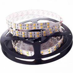zitrades LED Light Strip Light-emitting Diode 5050SMD 600LED IP44 Warm White Light DC12V 5M/Lot