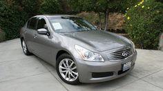 Pre-Owned Vehicles Sun Valley, Cali: ♻ 2009 Infiniti G37 Sedan JourneySUPER ECONOMICA♻ ...