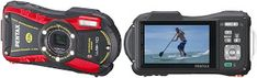 Pentax WG-10 Waterproof Adventure Digital Camera