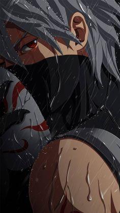 Kakashi Sensei Naruto