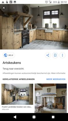 Kitchen Interior, Kitchen Decor, Kitchen Design, Recycled Kitchen, Warehouse Living, Cosy House, Wood Kitchen Cabinets, Industrial House, Cuisines Design