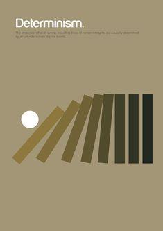 Genis Carreras, Determinism, Philographics