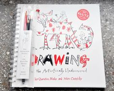 Drawing for the Artistically Undiscovered, Drawing for the Artistically Undiscovered - Quentin Blake & John Cassidy / Klutz