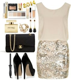 #fashion #chanel  I'd never have anywhere to wear this but I love it anyway. :)