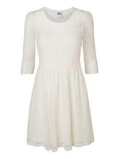 CROCHET SHORT DRESS, Snow White