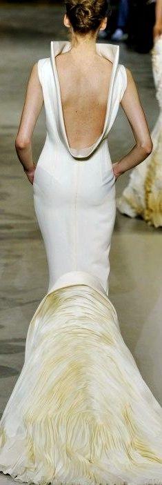 Stéphane Rolland QUÉ LINDOOOOOO skirt, wedding dressses, the dress