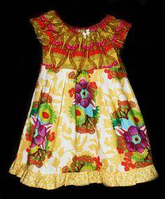 Garden Center Toddler Dress 2t-8