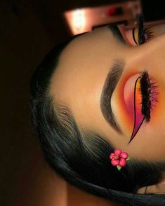 Finding the right Eyeliner for Almond Eyes techniques not difficult anymore - Read our tutorial for eyeliner tips can transform your eyes for an amazing. Cute Makeup, Glam Makeup, Pretty Makeup, Skin Makeup, Makeup Inspo, Eyeshadow Makeup, Makeup Art, Gorgeous Makeup, Makeup On Fleek