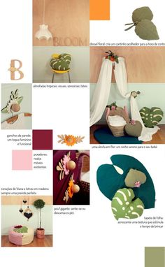 Get bloomed collection from - I'm obsessed with the tropical trend, and this collection is perfect for a modern nursery Tropical Nursery Decor, Modern Nursery Decor, Big Leaves, Tropical Leaves, Wall Hooks, Baby Decor, Color Trends, Baby Kids, Kids Room