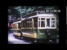 DC Transit Streetcars in 1950s.