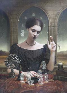Cassandra - Tom Bagshaw