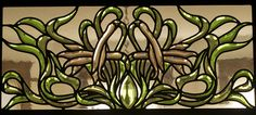 Beveled Art Glass – Bremo Bluff, Virginia Beveling colored glass seemed like the perfect material for this whiplash design. A transom window for a traditional dining room, this piece seems timeless. Leaded Glass, Stained Glass Art, Beveled Glass, Stained Glass Windows, Transom Windows, Antique Glass, Colored Glass, Art Nouveau, Custom Design