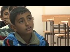 """""""I miss everything"""" ---  Meet 13-year-old Bashir, a Syrian refugee whose home, for the past seven months, has been Za'atari refugee camp in Jordan.   If you ever wondered what its like to be a """"refugee"""" and what life is like in a refugee camp…you have to watch this.   For more information, visit: http://www.unicef.org/infobycountry/syriancrisis.html"""
