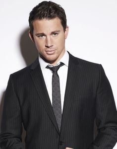 Image result for channing tatum in suit