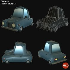 Obj cartoon car sedan station wagon toon cars pinterest obj cartoon car sedan station wagon toon cars pinterest station wagon cartoon and 3d malvernweather Image collections