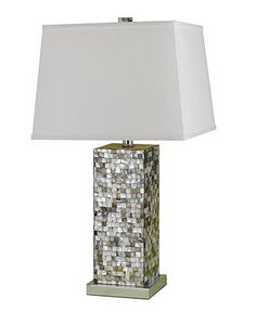Candice Olson Table Lamp, Sahara - Candice Olson - for the home - Macy's