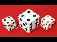 Beaded Crafts, Beaded Ornaments, Bead Loom Designs, French Beaded Flowers, Beaded Boxes, Easy Stitch, Beading Tutorials, Loom Beading, Jewelry Patterns